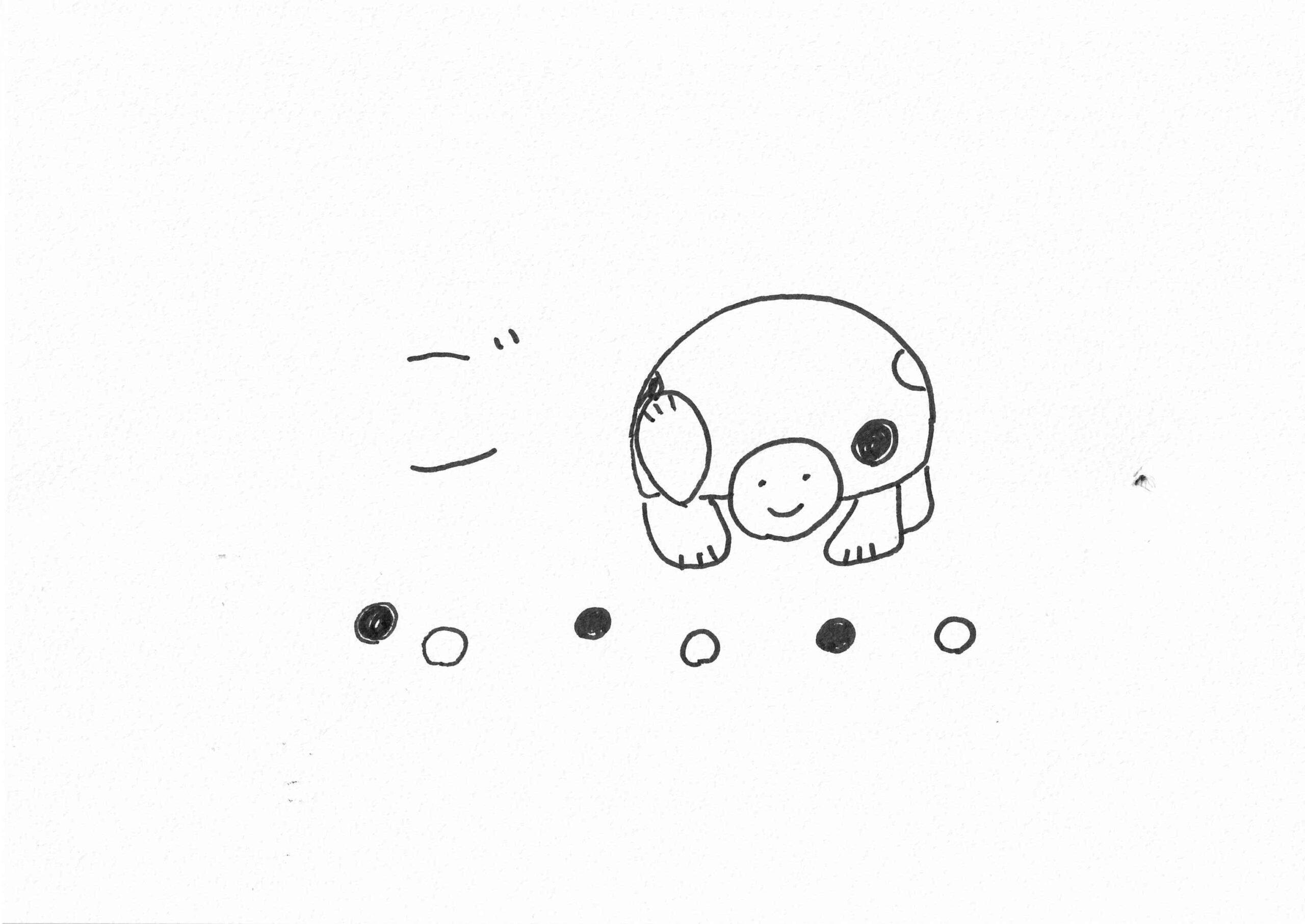 かめーごのおしゃべりなイントン(隠遁)生活